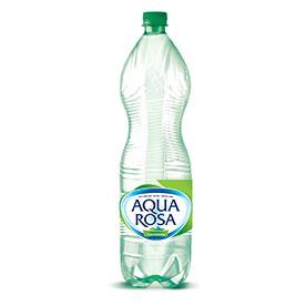 Aqua Rosa Naturalna woda źródlana gazowana 1,5 l