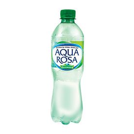 Aqua Rosa Naturalna woda źródlana gazowana 500 ml