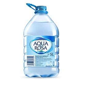 Aqua Rosa Naturalna woda źródlana niegazowana 5 l