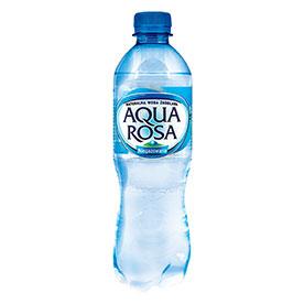 Aqua Rosa Naturalna woda źródlana niegazowana 500 ml