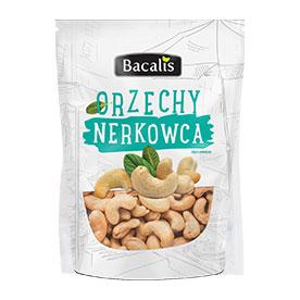 Bacalis Orzechy nerkowca 100 g