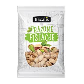 Bacalis Prażone pistacje 200 g