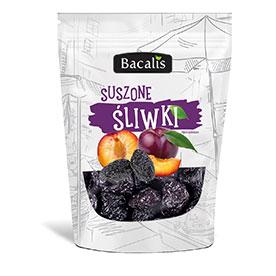 Bacalis Suszone śliwki 150 g