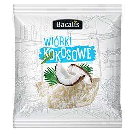 Bacalis Wiórki kokosowe 200 g
