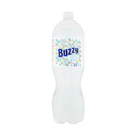 Buzzy Napój gazowany o smaku landrynkowym 2 l