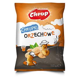 Chrup Chrupki orzechowe 150 g