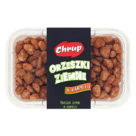 Chrup Orzeszki ziemne w karmelu 230 g
