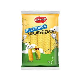 Chrup Plecionka kukurydziane naturalna 70 g