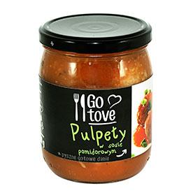 GO tove Pulpety w sosie pomidorowym 500 g