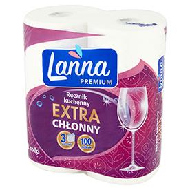 Lanna Premium Ręcznik kuchenny 2 rolki