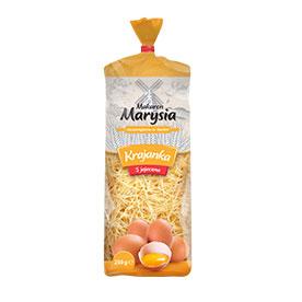 Marysia Makaron krajanka 5 jajeczna 250 g