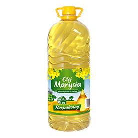 Marysia Olej rzepakowy 3 l