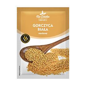 Na Szlaku Smaku Gorczyca biała nasiona 30 g