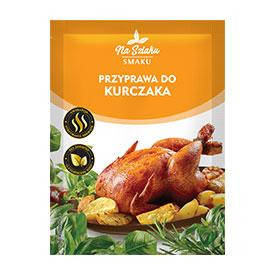 Na Szlaku Smaku Przyprawa do kurczaka 25 g