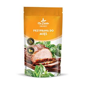 Na Szlaku Smaku Przyprawa do mięs 100 g