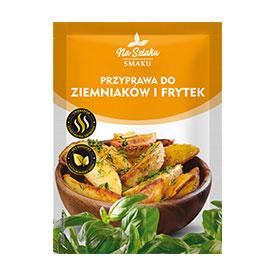 Na Szlaku Smaku Przyprawa do ziemniaków i frytek 25 g