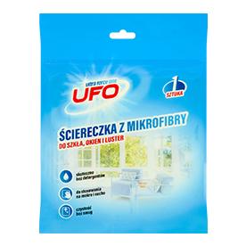 UFO Ściereczka z mikrofibry