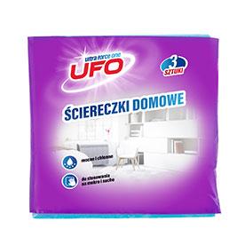 UFO Ściereczki domowe 3 sztuki