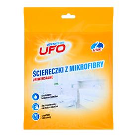 UFO Ściereczki z mikrofibry uniwersalne 2 sztuki