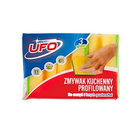 UFO Zmywak kuchenny profilowany 3 sztuki