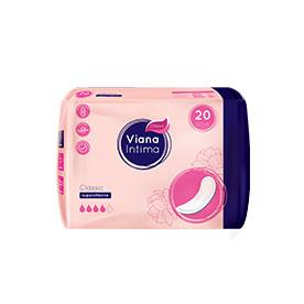 Viana Intima Classic Podpaski higieniczne 20 sztuk