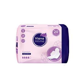 Viana Intima Comfort Podpaski higieniczne 20 sztuk