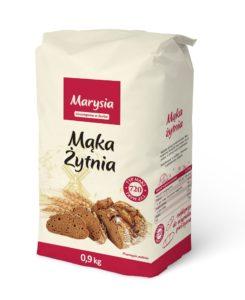 Marysia Mąka żytnia typ 720 0,9 kg