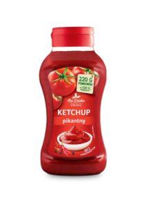 Na Szlaku Smaku Ketchup pikantny 560 g