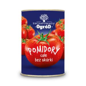 Zaczarowany Ogród Pomidory całe 400 g
