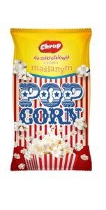 Chrup Popcorn do mikrofali maślany 100g