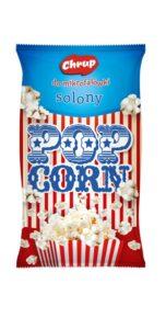 Chrup Popcorn do mikrofali solony 100 g