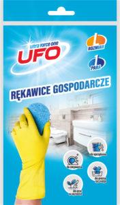 UFO Rękawice gospodarcze rozm. L 1 para