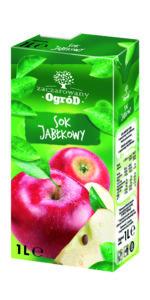 Zaczarowany Ogród Sok jabłkowy 1L