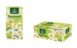 Herbatka ziołowa rumianek Zaczarowany Ogród 30g