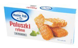 Master Fish Paluszki rybne mintaj 450g