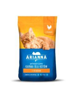 Arianna Karma sucha dla kota z drobiem 2 kg