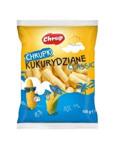 Chrup Chrupki kukurydziane classic 100 g