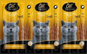 Cat The Lord Paluszki mięsne dla kota 50 g