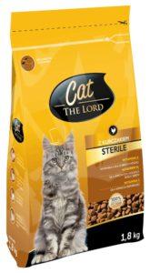 Cat The Lord Sterile Karma dla kota z kurczakiem 1,8kg