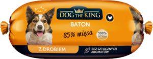 Dog The King Baton z drobiem 450 g