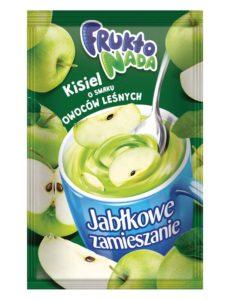 Fruktonada Kisiel instant o smaku owoców leśnych Jabłkowe zamieszanie 30 g