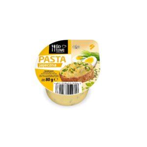Go tove Pasta jajeczna 80 g