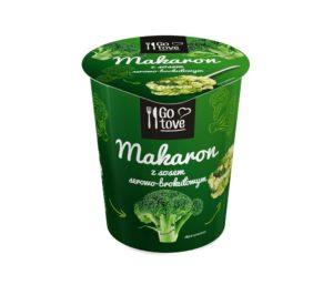 Go tove Makaron z sosem serowo-brokułowym 62 g