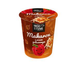 Go tove Makaron z sosem gulaszowym 56 g