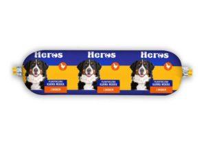 Heros Karma dla psa w batonie z drobiem 900 g