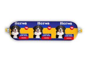 Heros Karma dla psa w batonie z wołowiną 900 g