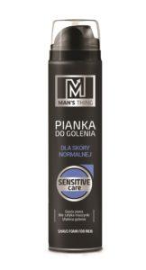 Man's Thing Pianka do golenia 300 ml