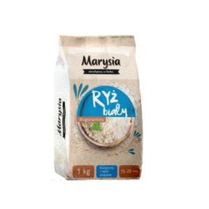 Marysia Ryż biały długoziarnisty 1 kg