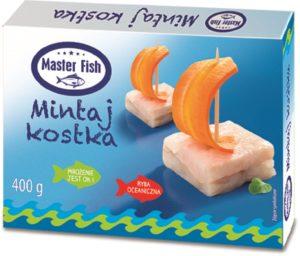 Master Fish Mintaj kostka filet 400 g