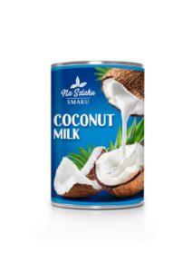 Na Szlaku Smaku Mleczko kokosowe 400 ml